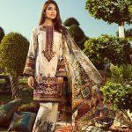 Jazmine Premium Lawn Designs 2019 Summer Look