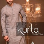 Latest Pakistani Winter Kurta Shalwar for Men by Charcoal 2019
