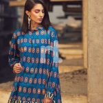 Onlain Nishat Linen Digital Printed Suit for summer Tops 2019