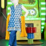 Awesome Kids Wear Eid Suits by Junaid Jamshed 2019
