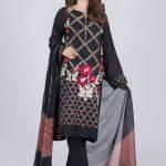Awesome Khoob Eid Dresses 2019 by Bonanza Satrangi Vol-1