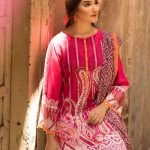 Awesome Sapphire Eid Dresses Looking Fashion 2019