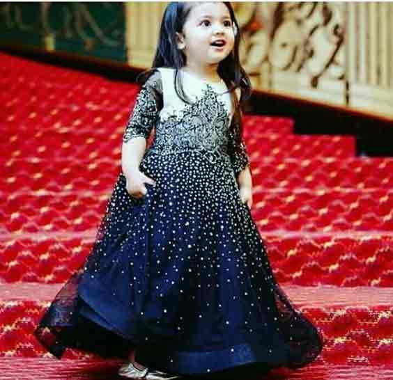 Awesome Frocks Design For Baby Girls Wedding Dresses 2019 ...