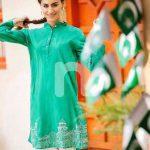 Pakistani Teenaage Trendy 14 August Frocks Ideas 2019