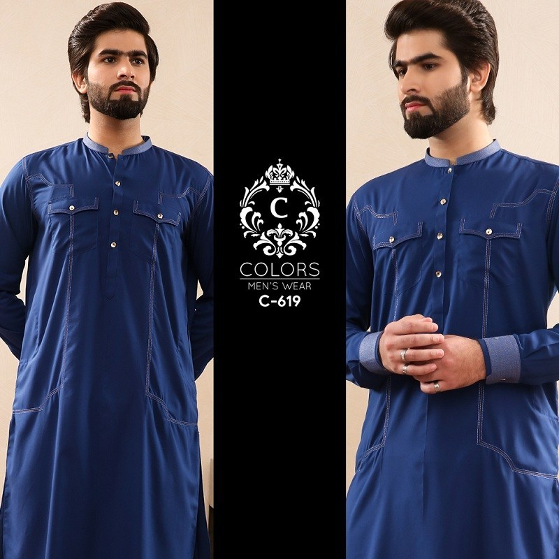 Awesome Mens Wear Shalwar Kameez Stylish Look 2020