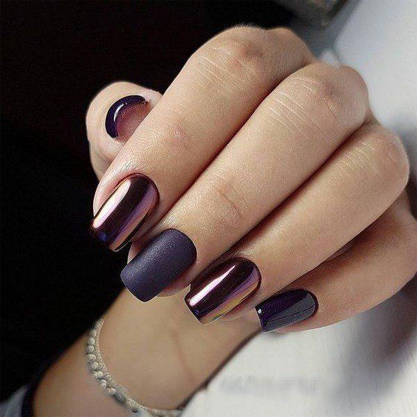 Awesome Glitter Nail Polish Beautifull Design 2020
