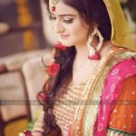 Awesome Mayo Dresses Designs Mehndi functions Look 2020
