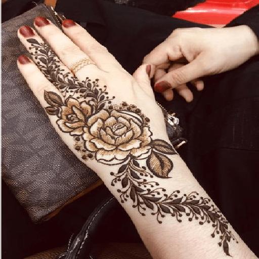 Awesome Eid Ul Azha Mehndi Designs For Pakistani Girls 2020