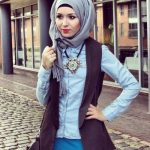 Awesome Hijab Women Fashion Designs Trends 2020