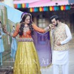 Cute Style Dulhan Dress For Mehndi Day 2020