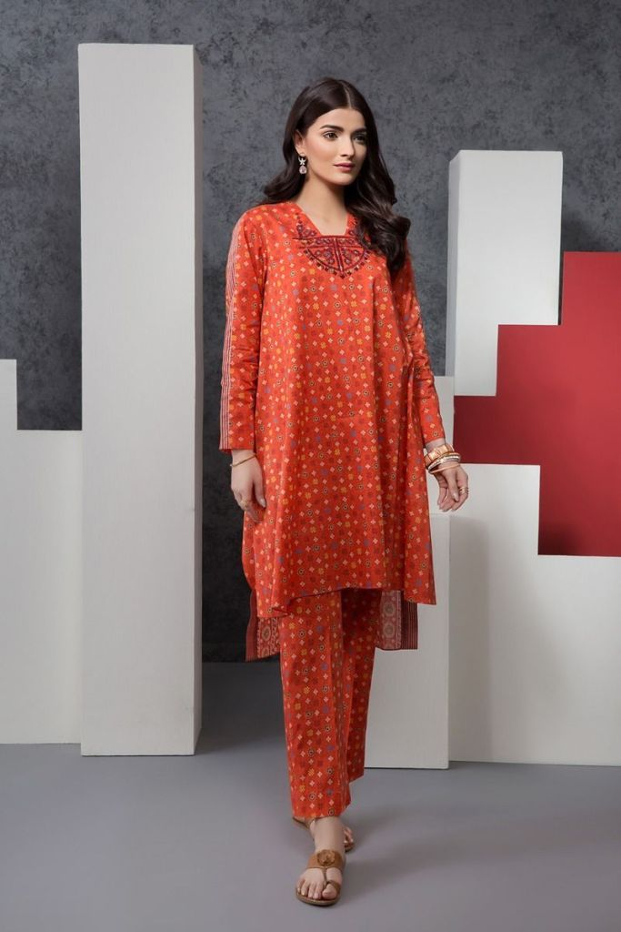 Awesome Nishat Linen Printed Lawn Shirts Collection 2020