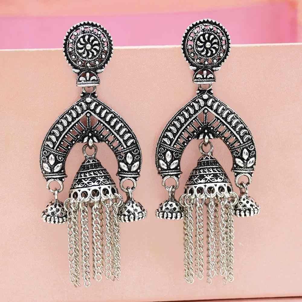 Bridel Earrings Designs Preferred By Pakistani Models 2020