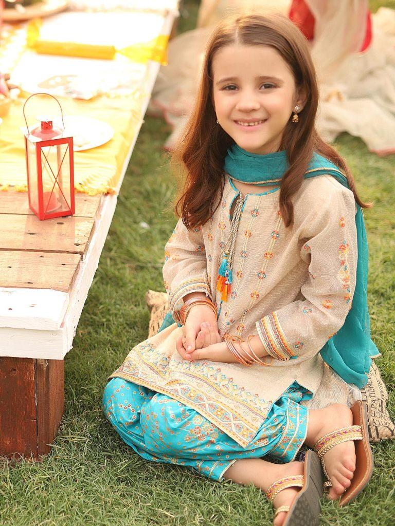 Edenrobe Kids Wear Dresses Eid Collection 2020