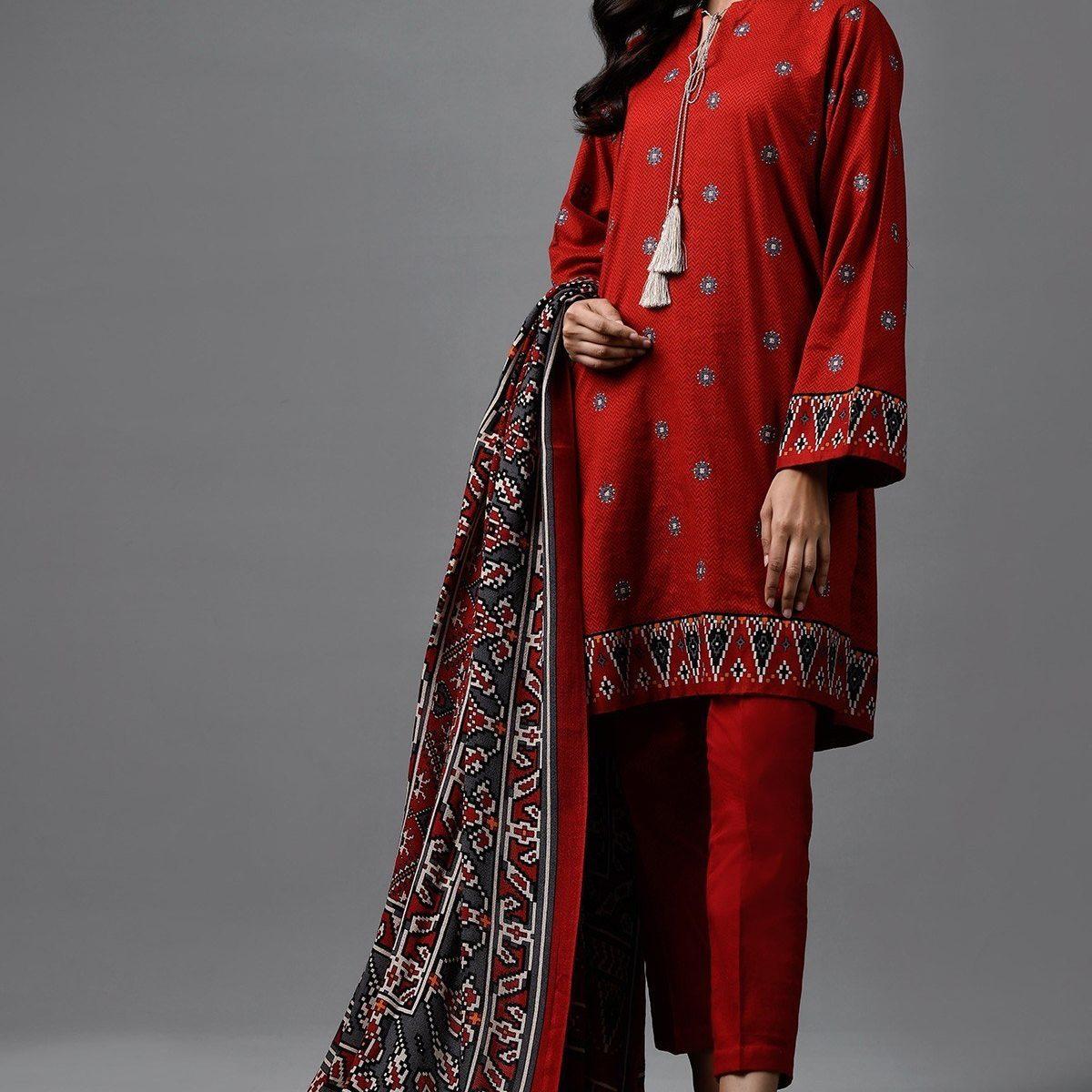 New Winter Kurtis Designs in Pakistan for women 2020