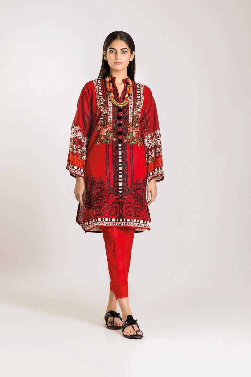 Khaadi Winter Unstitched Collection For women Looking 2020