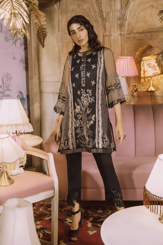 Luxury Lawn collection by Outfitters in Pakistan 2020