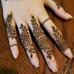 New Mehndi Designs For Traditional Pakistani Women's 2020