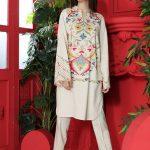 Nishat Linen Winter Khaddar Shrits For Women Looking 2020-21