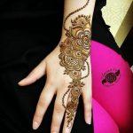 Unique Eid Mehndi Designs For Girls Looking Design 2020-21