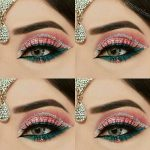 Beautifull Eyes Makeup Looking Stylish Bridel Eyes 2020