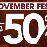Awesome Edenrobe November Fest Sale Upto 50% Off Dresses