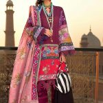 Awesome Sana Safinaz unveils Mahay Winter Dresses 2020