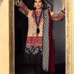 Awesome Sana Safinaz unveils Mahay Winter Dresses 2020
