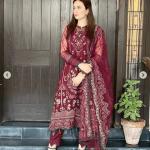 Sana Javed Tv Actress Wedding Photoshoot 2020