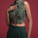 Awesome Style Lehenga Skirt For Mehendi Functions 2021
