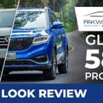Glory 580 Pro About This SUV 2021