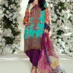 Sana Safinaz Pre Fall Winter Shawl Looking Prints 2021