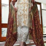 Almirah Winter Unstitched Khaddar Womens Dresses 2021