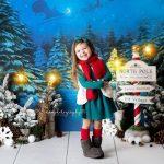 Beutifull Daughter Celebrating Winter Event Dresses 2021