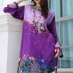 Gul Ahmed Fashion Designer Winter Silk Clothes 2021