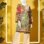 Junaid Jamshed 2021 Stunning Kurties Design Look