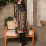 Latest Sapphire Winter Womens Kurti Design 2021