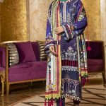 Motifz Embroidered Winter Womens Clothes Look 2021