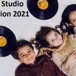 New Year Alkaram Studio Kids Winter Style Clothes 2021