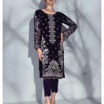 Gulaal Winter Velvet Shirts Designer For Women 2021