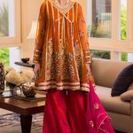 Latest Eid Summer Deepak Perwani Lawn Ideas 2021 Looks