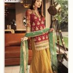 Latest Khuda Baksh Creations Lueur Casual Eid Wear Dresses 2021