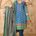 Latest Shariq Textiles Eid Summer Lawn Collection Sale 2021