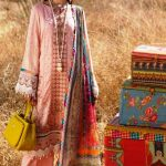 Awesome Rang Rasiya Lawn Eid's 21s Fashioned Ladies frocks