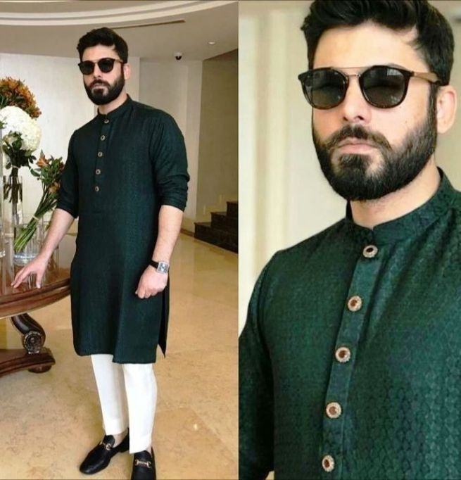 Eid's Short Kurta For Mens Look 2021 - Stylish Trending Now