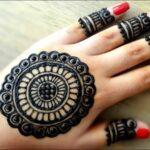 Fashion Stylist Awesome Tiki Mehndi Designs 2021- New Ideas